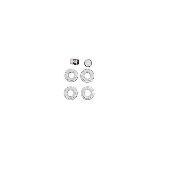"""Kit per radiatori 1"""" X 3/8"""