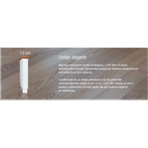 Climaveneta DLRV 302 con piastra Radiante