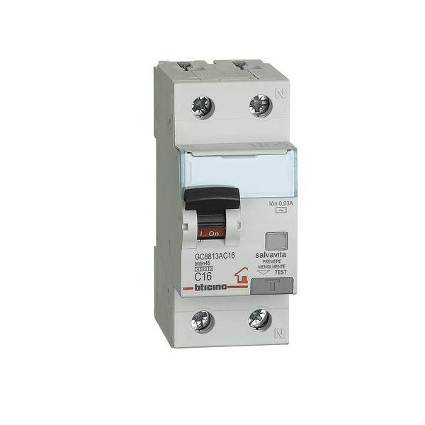 MAGNETERMICO DIFFERENZIALE GC8813AC16