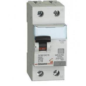 MAGNETERMICO DIFFERENZIALE GC8813AC16