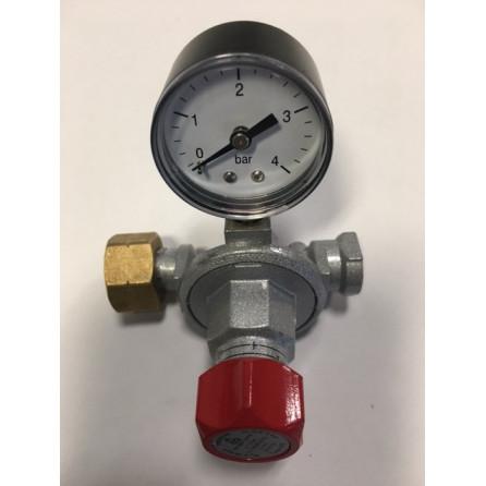 Riduttore alta pressione GPL 10 Kg/h (6-10 KG/h)