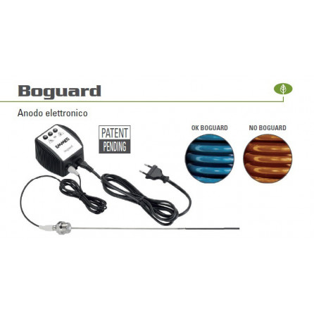 Boguard anodo elettronico 380 mm 02791200