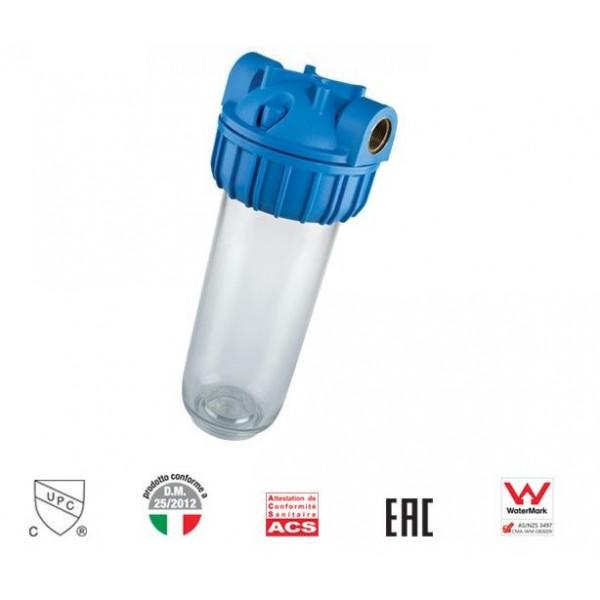 Filtro Per Acqua Mignon Olus L 3P MFO SX AS