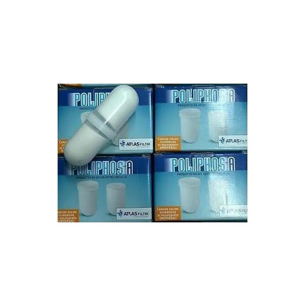 Cariche Solide Cilindriche Di Polifosfato Universali