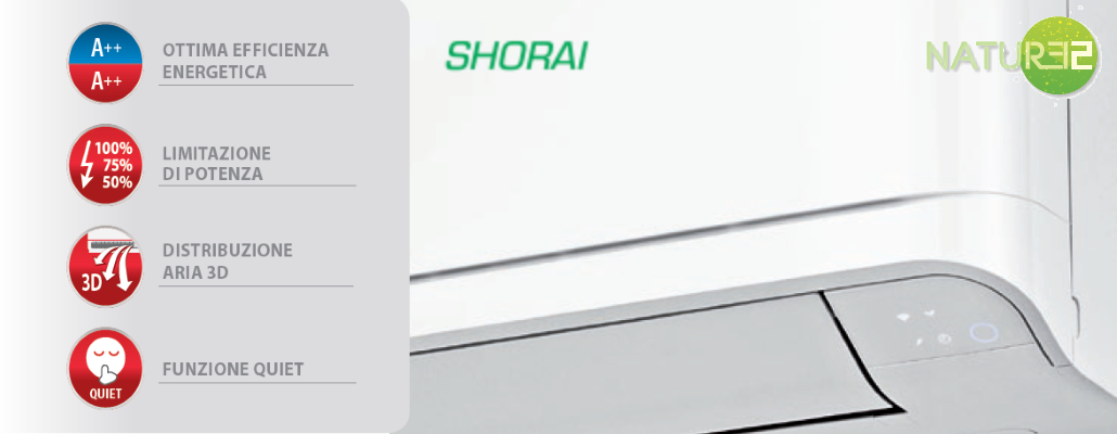 INVERTER TOSHIBA SERIE SHORAI