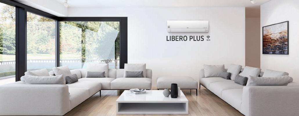 INVERTER LG SERIE LIBERO PLUS R32